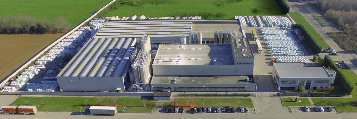 azienda, our company foto dall'alto